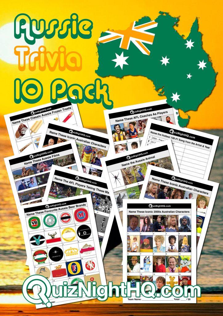 Australia trivia best aussie quiz