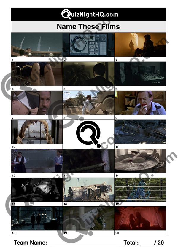 film screenshots trivia picture round