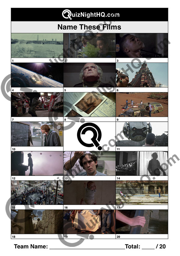 film screenshots picture trivia round