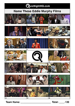 eddie murphy movies film trivia picture round