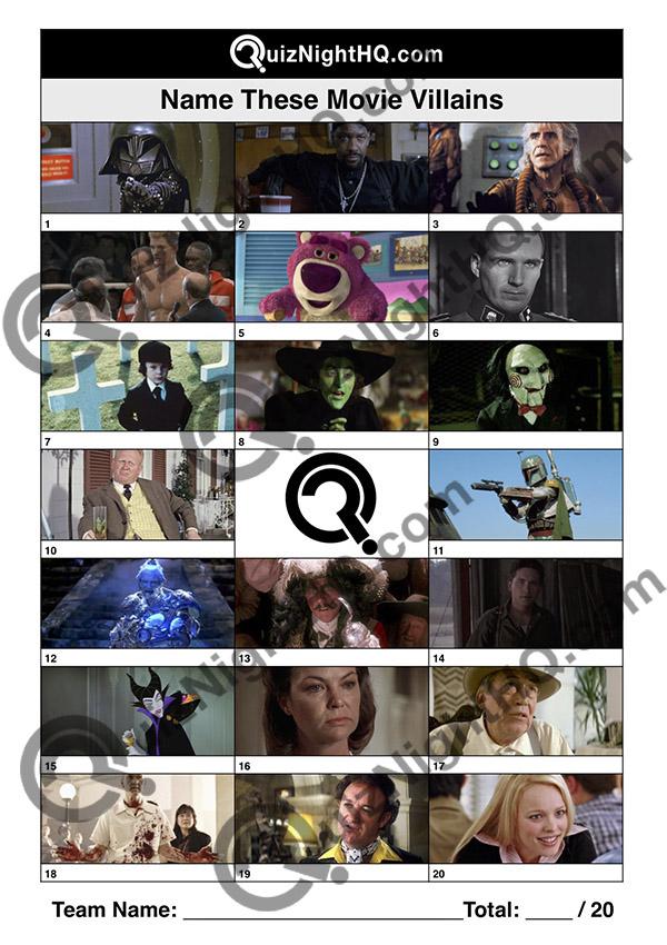 film screenshot movie villain picture trivia round