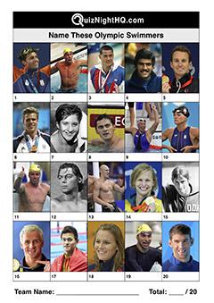 olympic swimming champions tokyo 2020 trivia round