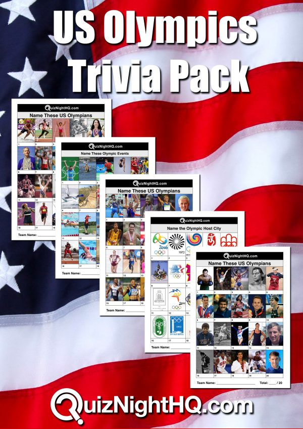 trivia picture round us olympics
