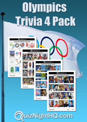 Olympics Trivia Package