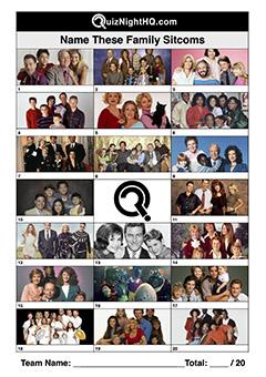 tv trivia family sitcom trivia round