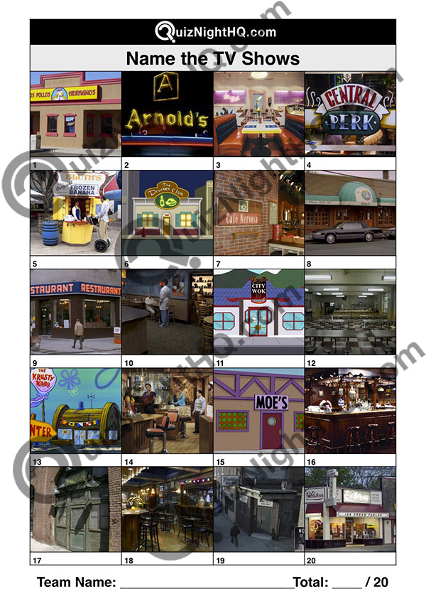 quiz question tv show location picture round