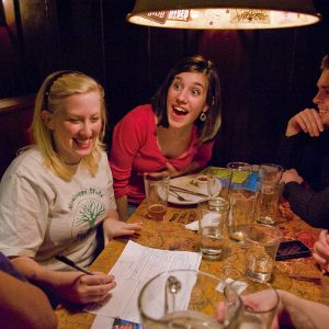 The Burke Museum Trivia Night at the College Inn Pub