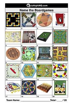 Board Games 001