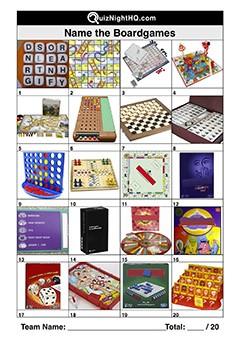 Board Games 002