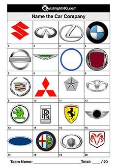 Car Company Logos 002