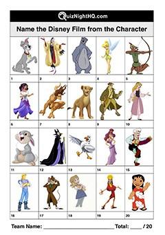 Disney Films 001