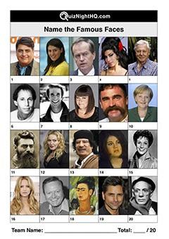 Famous Faces 002