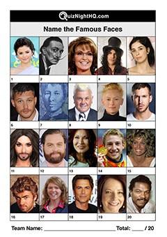 Famous Faces 003