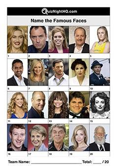Famous Faces 006