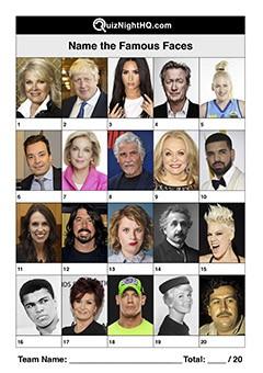 Famous Faces 010